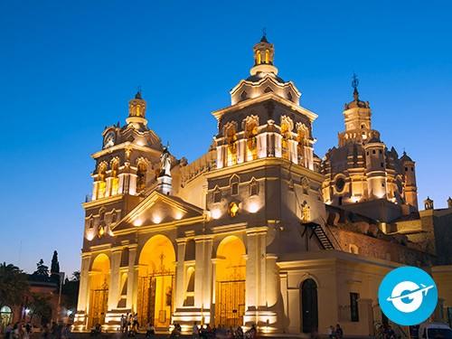 Vuelo a Córdoba en oferta. Pasaje Aéreo barato a Córdoba. Argentina.