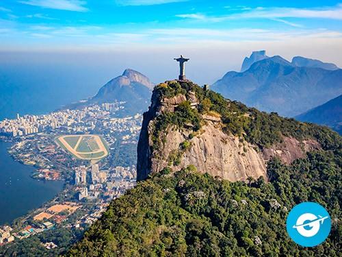 Vuelo a Río de Janeiro en oferta. Pasaje Aéreo barato a Río. Brasil.