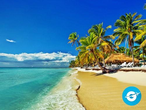 Vuelo a Punta Cana en oferta. Pasaje Aéreo barato a Punta Cana. Caribe