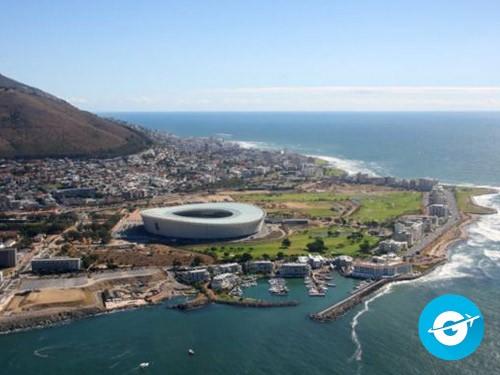Vuelo a Ciudad del Cabo en oferta. Pasaje Aéreo barato a Africa.