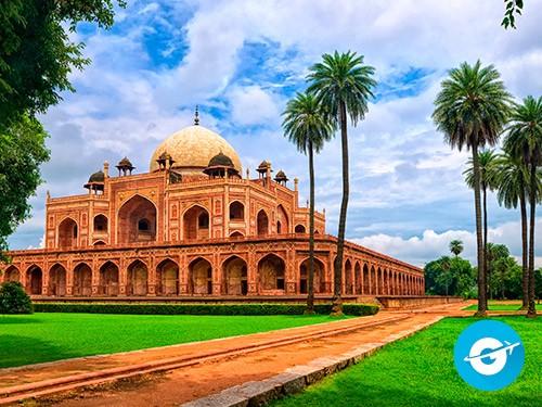 Vuelo a Delhi en oferta. Pasaje Aéreo barato a Delhi. India