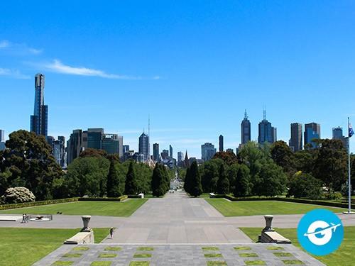 Vuelo a Melbourne en oferta. Pasaje Aéreo barato a Australia.