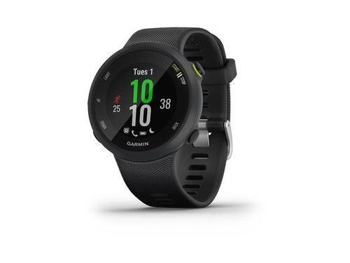 SmartWatch Garmin Forerunners 45 Black GPS Frecuencia Cardiaca