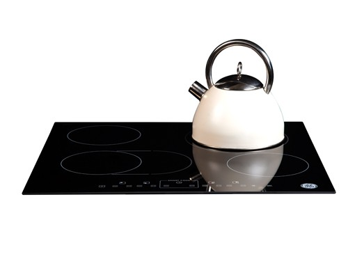 Anafe Eléctrico Vitrocerámico 60 cm Negro GE Appliances