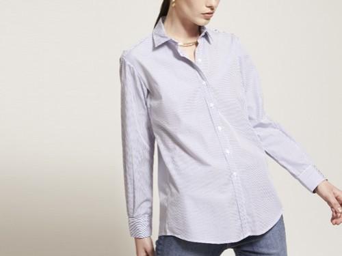 Camisa de Mujer. Modelo Delbonis. Giesso