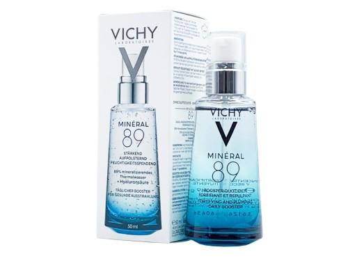 Concentrado Fortificante con ácido hialurónico Mineral 89 Vichy - 50ml