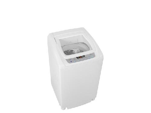 Lavarropas Carga Superior FuzzyWash Blanco Electrolux