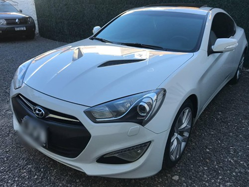 Hyundai Genesis 3.8 V6 - 2014