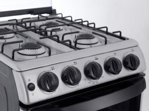 Cocina a gas 50 cm Inoxidable Patrick