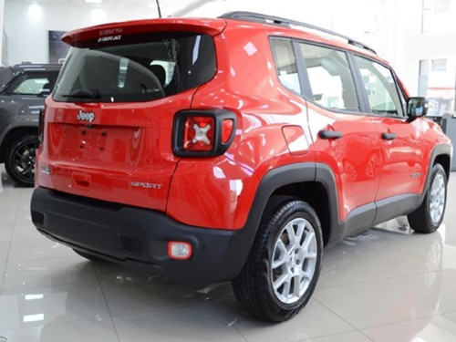 SUSCRIPCIÓN + CUOTA 1 Jeep Renegade 1.8 SPORT -2021
