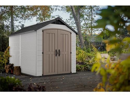 Depósito De Jardin Keter Montfort 7511 - 228x350x252 Cm