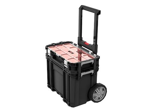 Caja De Herramientas Connect Cart + Organizador Keter