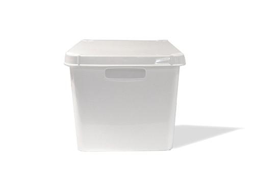 Set X4 Cajas Organizadoras Ropa Cocina Baño Quadro