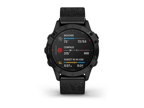 Garmin Fenix 6 Zafiro Reloj Multi-Deporte
