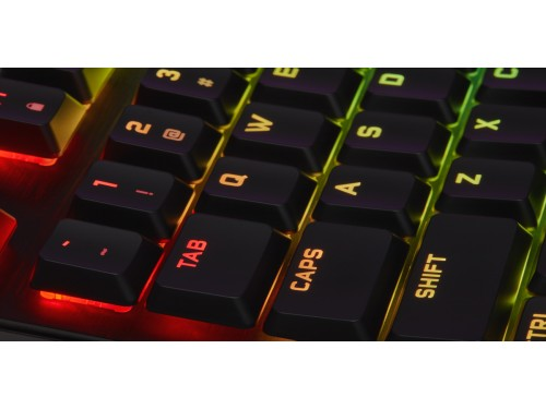 Teclado Mecanico Corsair K60 Rgb Pro Low Profile Cherry MX Esp Black