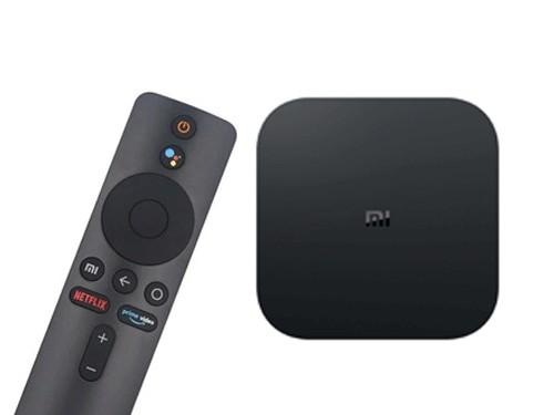 Mi Tv Box S 2 - GB Ram 8 GB 4k - Control Remoto Comando de Voz Xiaomi