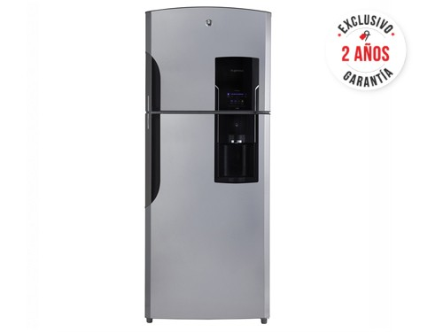 Heladera con freezer No frost 542 Lts Inoxidable GE Appliances