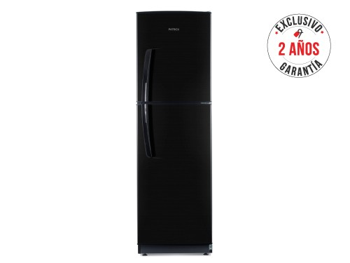 Heladera con freezer cíclica 314 L Black Steel Patrick