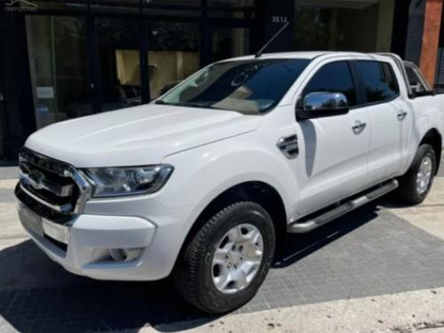 Ford Ranger 3.2 XLT 4X4 CD AUTO - 2017