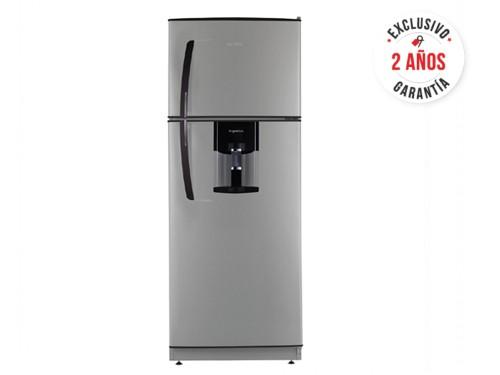 Heladera con freezer cíclica 364 L Silver Patrick