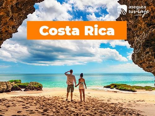 Asistencia de viaje/ América Central - 2 personas por 15 días