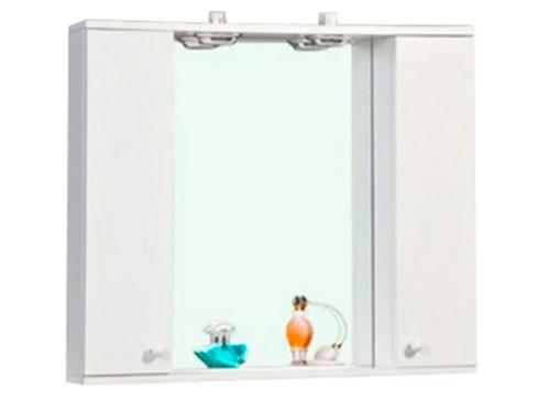 Espejo Peinador Botiquin Amube Trento 70cm Luces Blanco