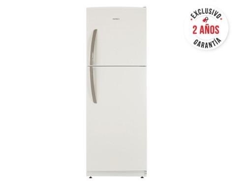 Heladera con freezer cíclica 394 L Blanca Patrick