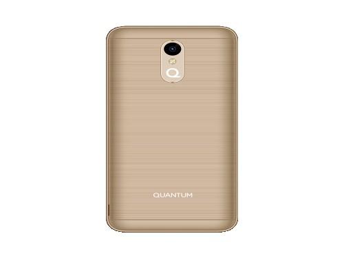 """Celular UP Dorado 5.3"""" 16GB Android Go Quantum"""