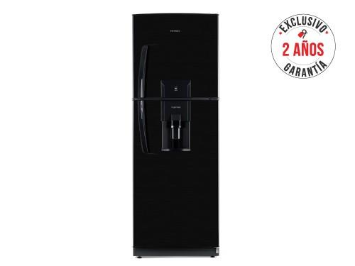 Heladera con freezer cíclica 394 L Black Steel Patrick
