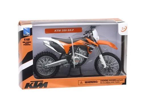 Moto Colección New Ray KTM 350 SX-F Escala 1:12