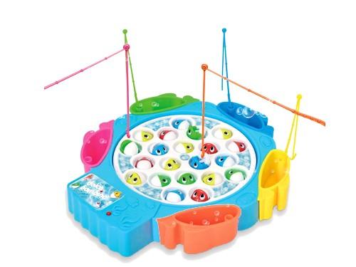 Juego De Mesea Pesca Fishing Game Original Dolce Bambino