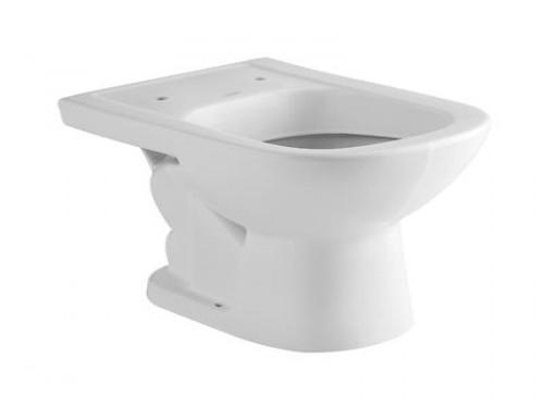 Inodoro Corto Ferrum Bari Blanco 6Lts IKC/IKCMB