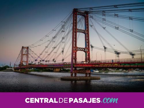 Pasaje en micro a Santa Fe desde Buenos Aires con flexibilidad
