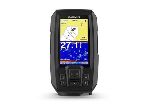 Garmin Striker 4 Plus - Sonda GPS de 4.3 pulgadas