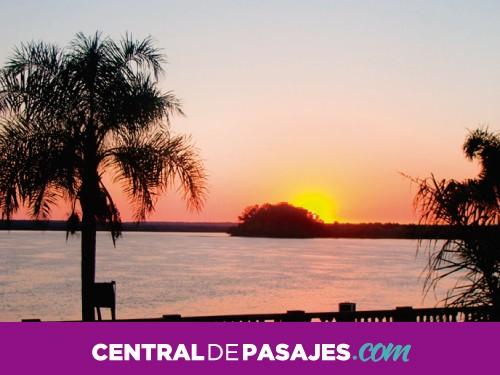 Pasaje en micro a Colón desde Buenos Aires con flexibilidad