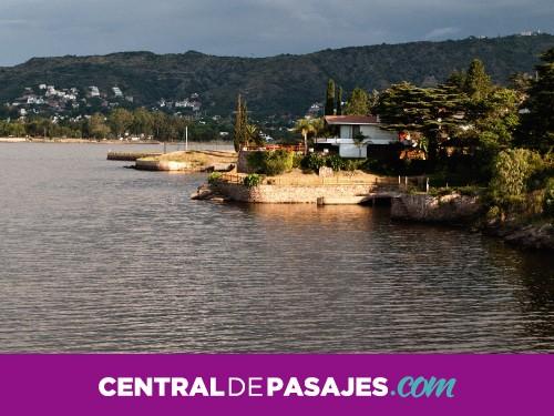 Pasaje en micro a Carlos Paz desde Buenos Aires con flexibilidad
