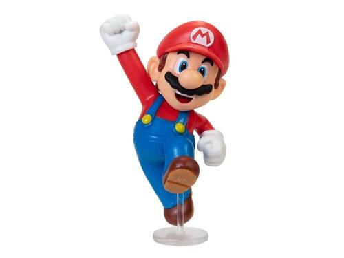 Figura Nintendo Super Mario Bros 7 cm Mario