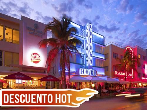 Vuelos a Miami + Crucero por el Caribe
