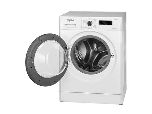 Lavarropas Whirlpool WLF80AB 8KG Blanco Inverter
