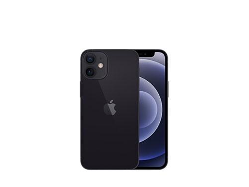 iPhone 12 mini 64GB No Adapter - Black