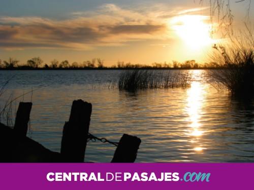 Pasaje en micro a Paraná desde Buenos Aires con flexibilidad