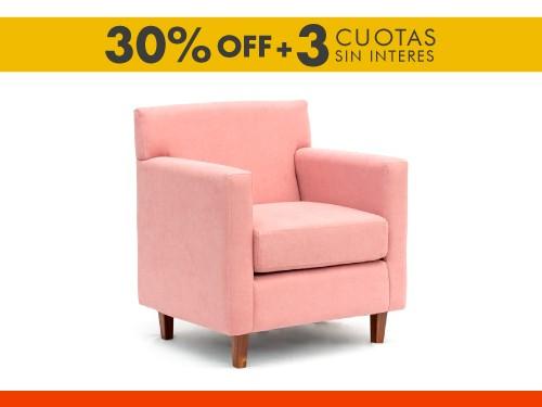 Poltrona A5 - Shot Pink