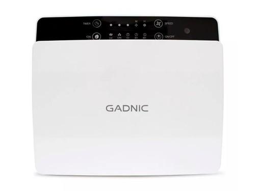 Ozonizador de Aire Purificador Gadnic O3 UV Desinfectante