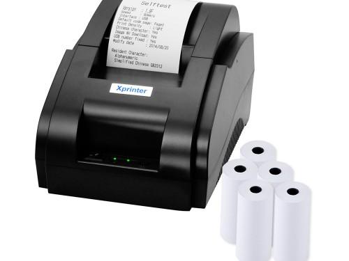Impresora Térmica X-Printer XP-58IIH Bluetooth 58mm Alta Velocidad Imp