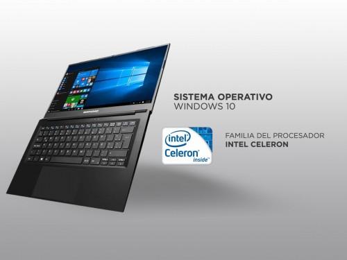 Notebook Bangho Max L4 i1 Intel Celeron N4020 4gb Ssd 120gb 14 Pulg. W
