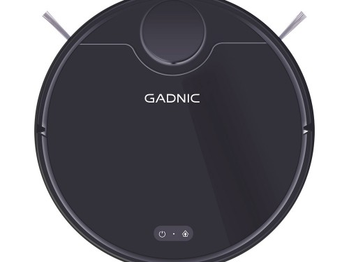 Aspiradora Robot Gadnic Z990 Trapeadora 3 Modos 250m2 App Silenciosa