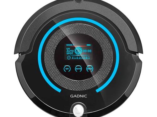 Aspiradora Robot Gadnic Z950 4 Modos 140m2 Pared Virtual Esterilizació