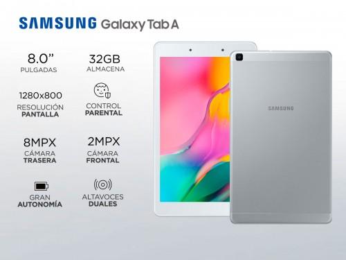 "Tablet Samsung Galaxy Tab A T290 QuadCore 2gb 32gb 8"" HD"
