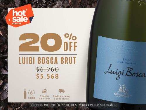 Luigi Bosca Brut - Sparkling