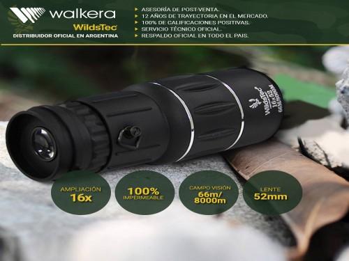 Monocular Walkera Wildstec 16x52 Alcance 8000mts Impermeable + Estuche